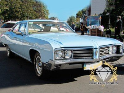 Buick 1976 года