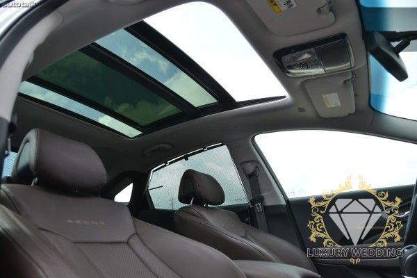 Hyundai Grandeur|Azera New Black