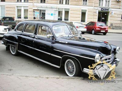 ЗИМ -12 1953 года