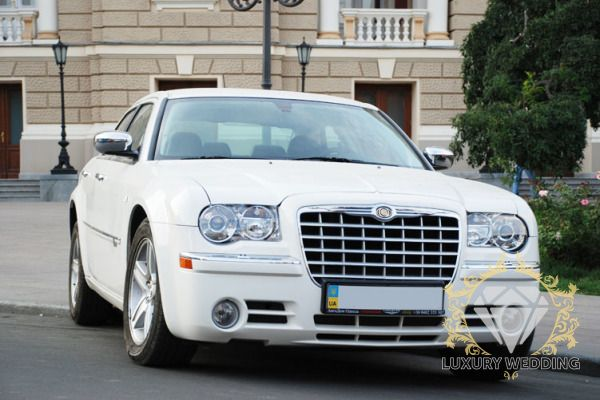 Chrysler 300 C White