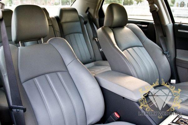 Chrysler 300 С Black
