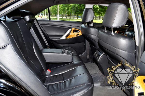 Toyota Camry 40 Black