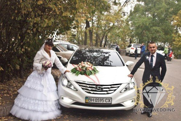 Отзыв Мариночки Касян о Luxury Wedding