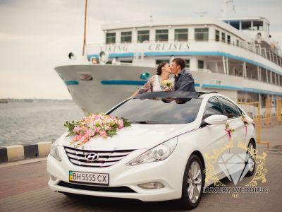 Отзыв Вовы и Наташи о Luxury Wedding