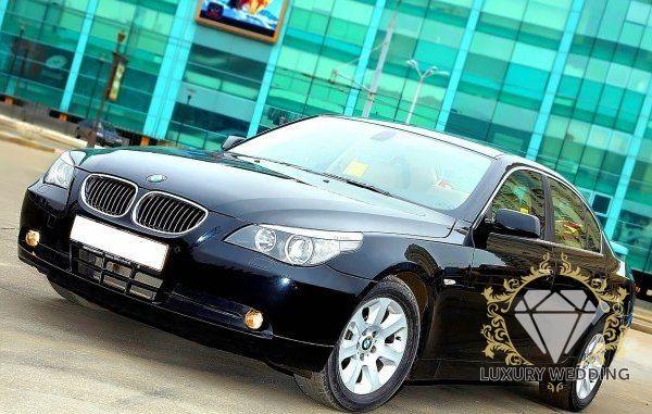 BMW 5 series E60 Black