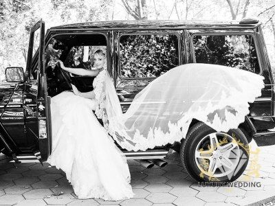 Отзыв Кузнецовых о Luxury Wedding