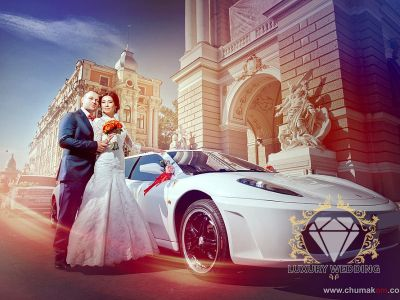 Отзыв Alexusha о Luxury Wedding