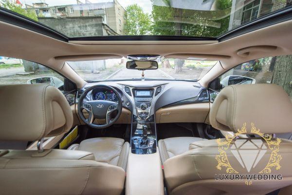 Hyundai Grandeur|Azera New White