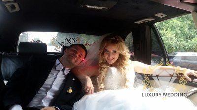 Отзыв Станислава и Соломии о Luxury Wedding
